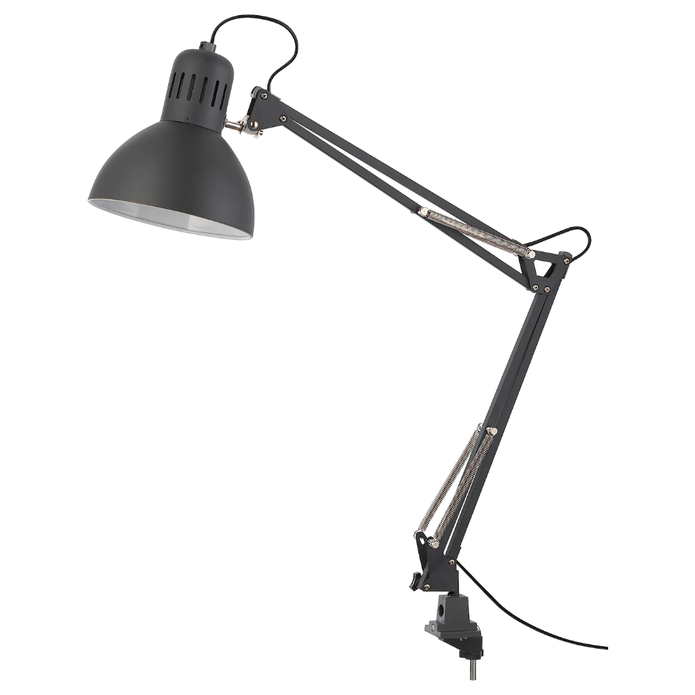 Tertial Arbeitsleuchte Dunkelgrau Ikea Osterreich In 2020 Work Lamp Lamp Led Bulb