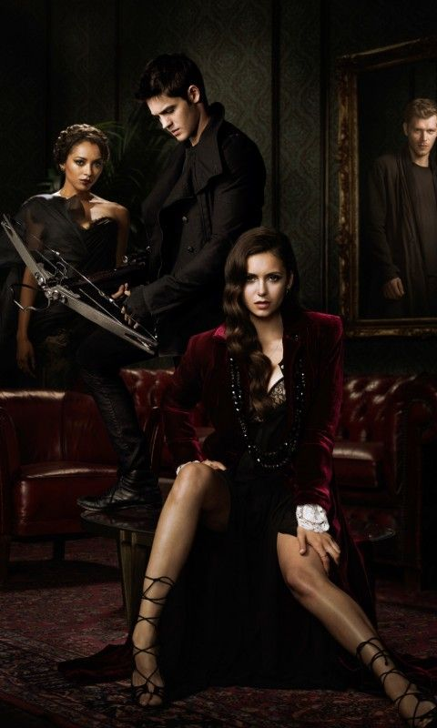 Vampire Diaries wallpaper mobile9 Click to download free