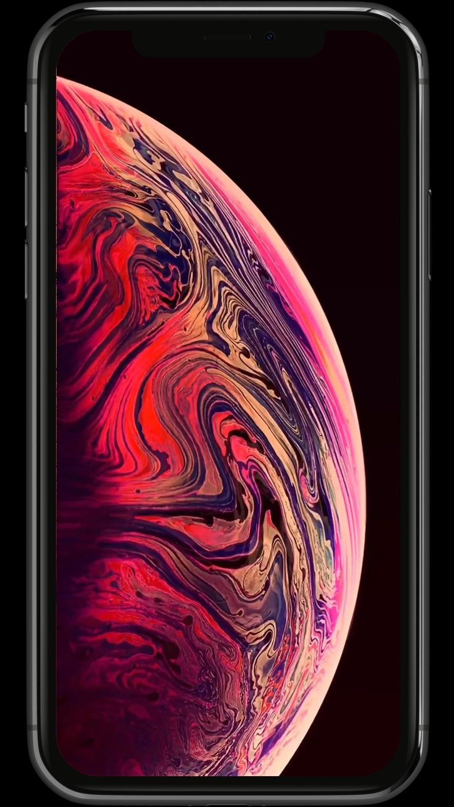 Wallpaper Iphone Xs Max Live