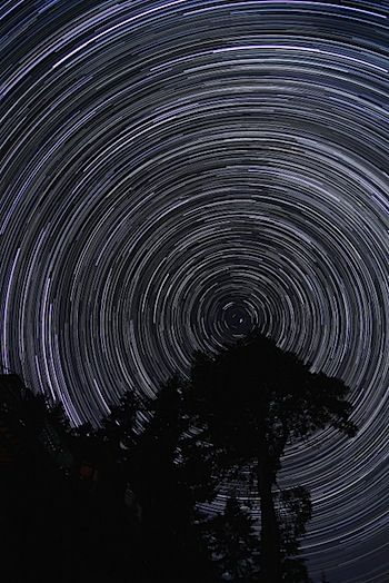 An Introduction to Shooting Stars Trails | Night Photography