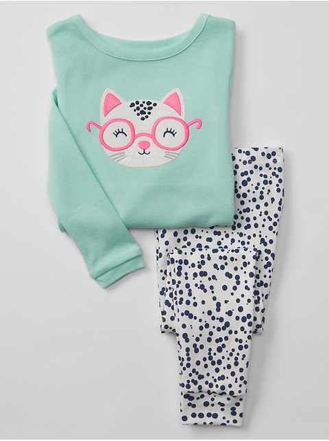 Baby Clothing: Toddler Girl Clothing: sleepwear | Gap ...