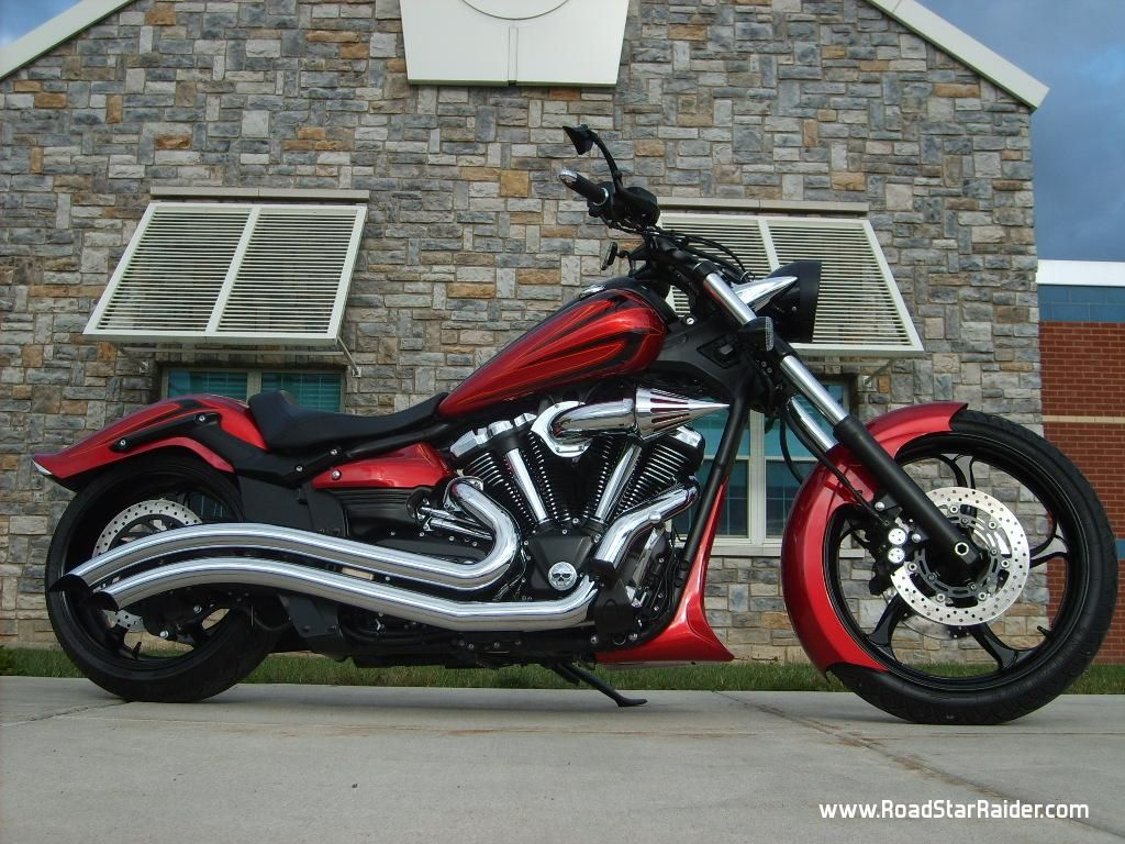 Custom Yamaha Raider Wheels Google Search Yamaha Bikes Yamaha