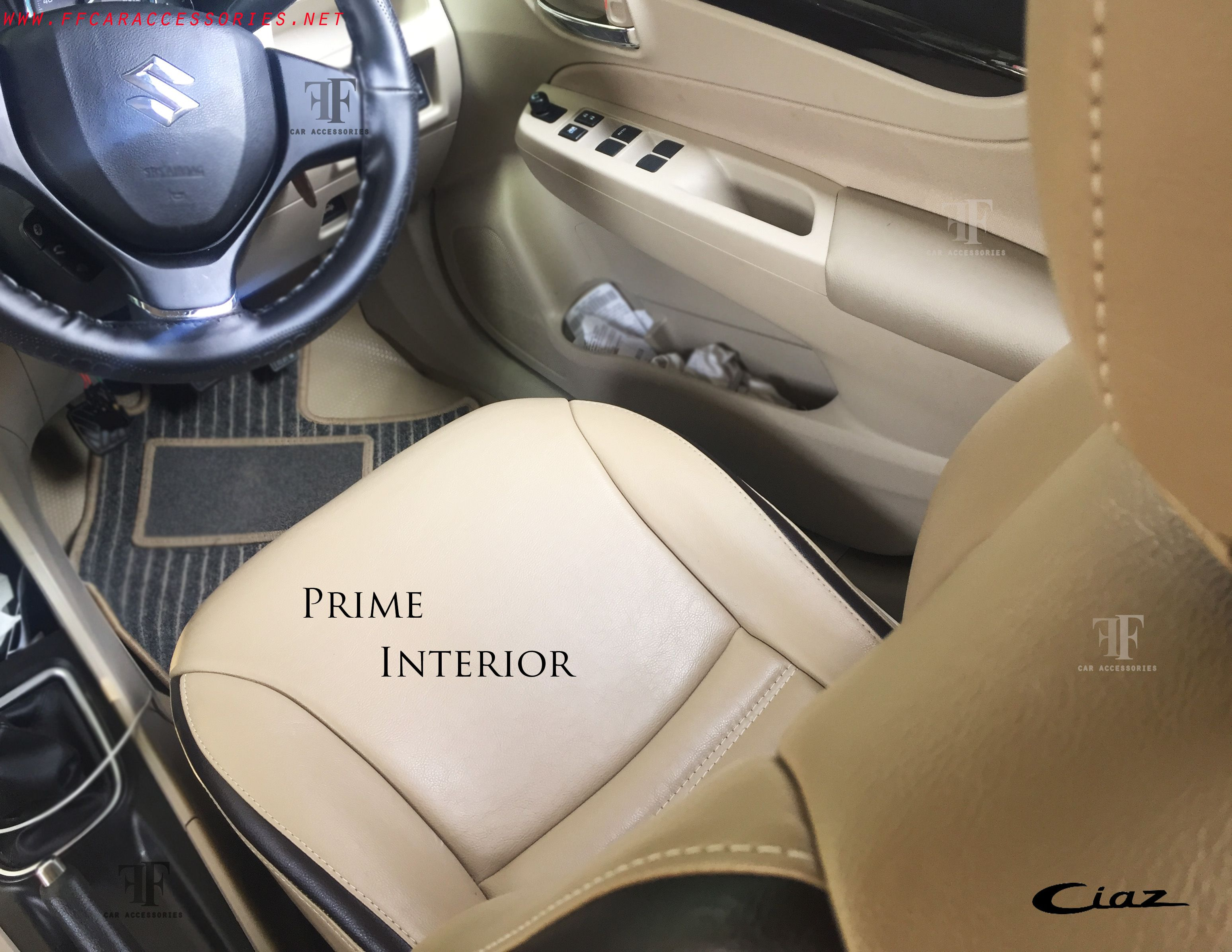 Pin by FF Car Accessories on Maruti Ciaz Seat Cover | Pinterest ...