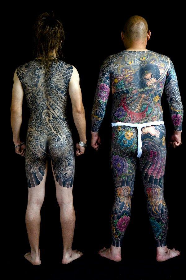 Man Yakuza Cigar Tattoo: 32 Beautiful Japanese Yakuza Tattoo Designs And Images