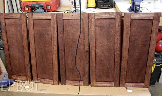 Diy Vintage Rustic Cabinet Doors Diy Cabinet Doors Kitchen Diy Makeover Rustic Cabinet Doors