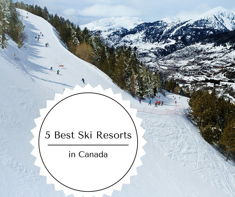 Some of the best skiing can be found in Canada. Here are a few of my thoughts. #travel