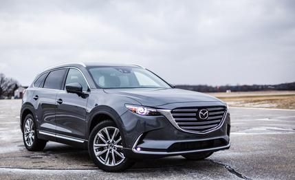 2021 Mazda Cx 9 Review Pricing And Specs Mazda Cx 9 Mazda Car