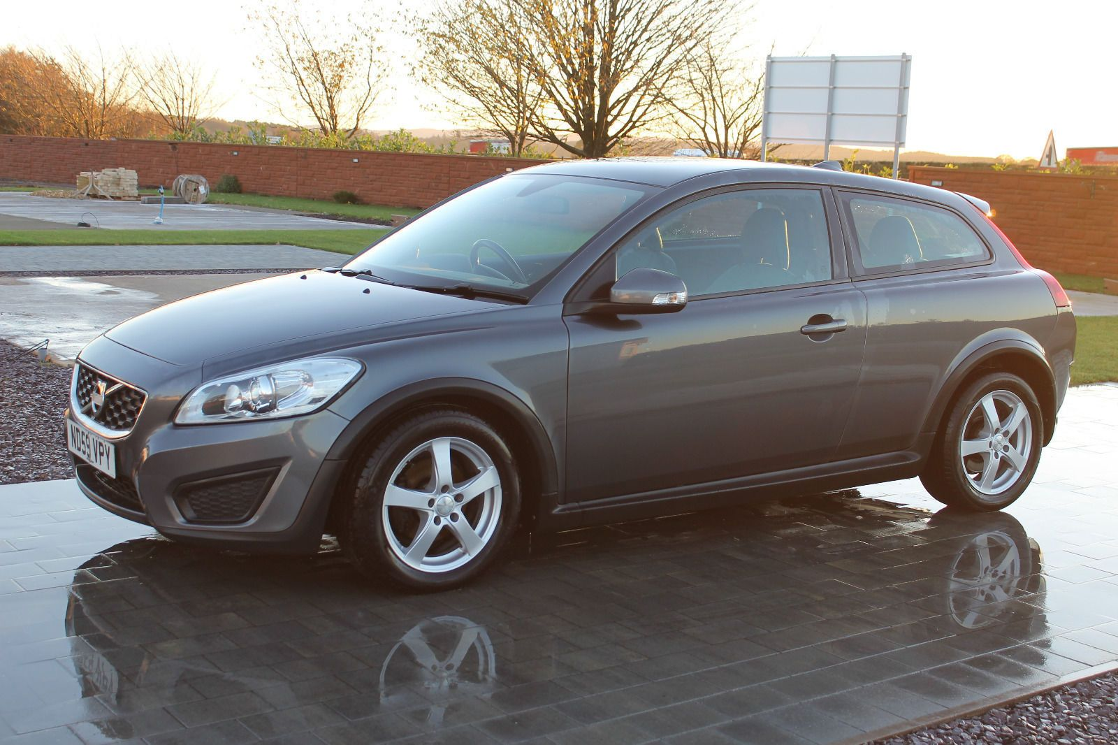 Volvo c30 1.6d SALVAGE DAMAGED REPAIR | Volvo c30, Volvo and Salvage