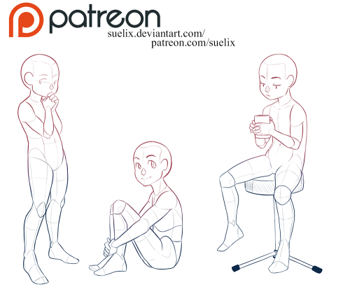 Reference Sheets With Child Pose In Fullsize And With Psd File You Can Use These Postures Except Comm Anime Poses Reference Children Sketch Pose Reference