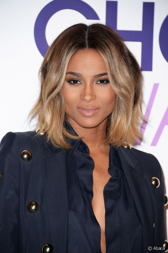 Le Ombre Hair Blond De Ciara Hair Today Hair Hair Styles
