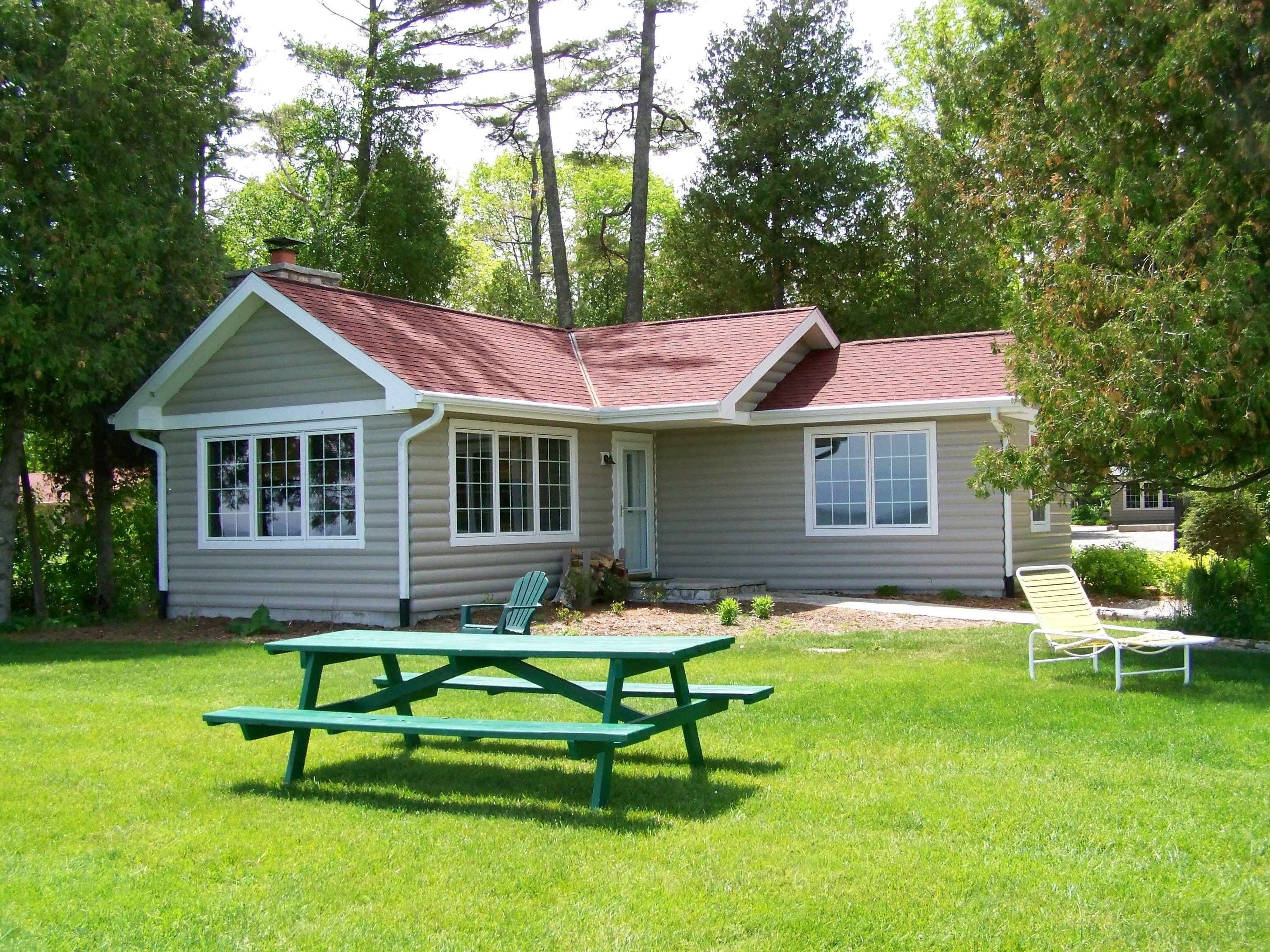 Beautiful Cabin - #2 Aspen - Gordon Lodge in Door County Wisconsin 920- & Beautiful Cabin - #2 Aspen - Gordon Lodge in Door County ... pezcame.com