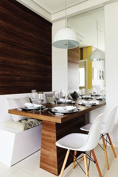Canto Alemão. Small SpacesSmall Dining RoomsDinning Room IdeasDining ... Part 70