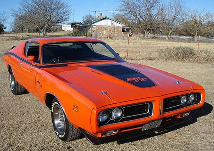 This 71 Dodge Charger R T Is Stunning In Hemi Orange Www