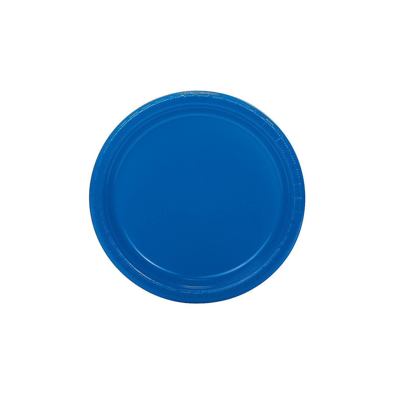 ae19eed854949936d827d373313a4b2a.jpg  sc 1 st  Pinterest & Blue Plastic Dessert Plates - 20 Pc | Wedding foods Wedding stuff ...