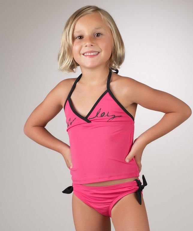 cb5157f5b9 SALE - $19.99 // Swimsuit by Hurley | Girls Swimwear | Tankini ...