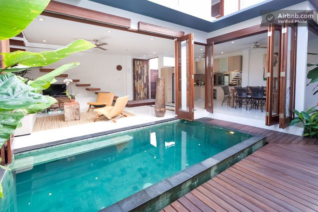 Wonderful 3 Bedroom Villa Bali In Kuta From 110 Per Night Destination Please Pinterest