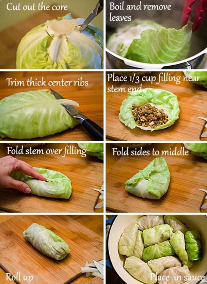 Steamed Cabbage Wraps Vegan Cabbage Rolls Vegan Recipes Food