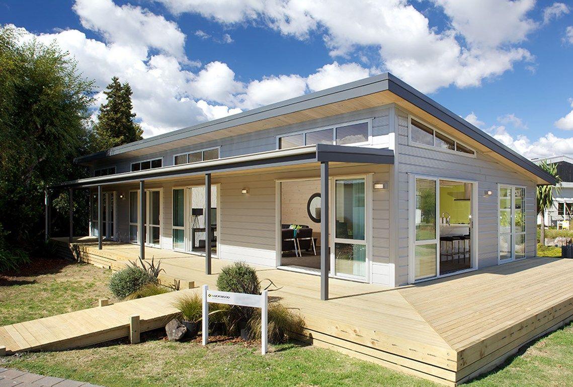 Te Rakau - House Plans New Zealand | House Designs NZ | shed roof ...