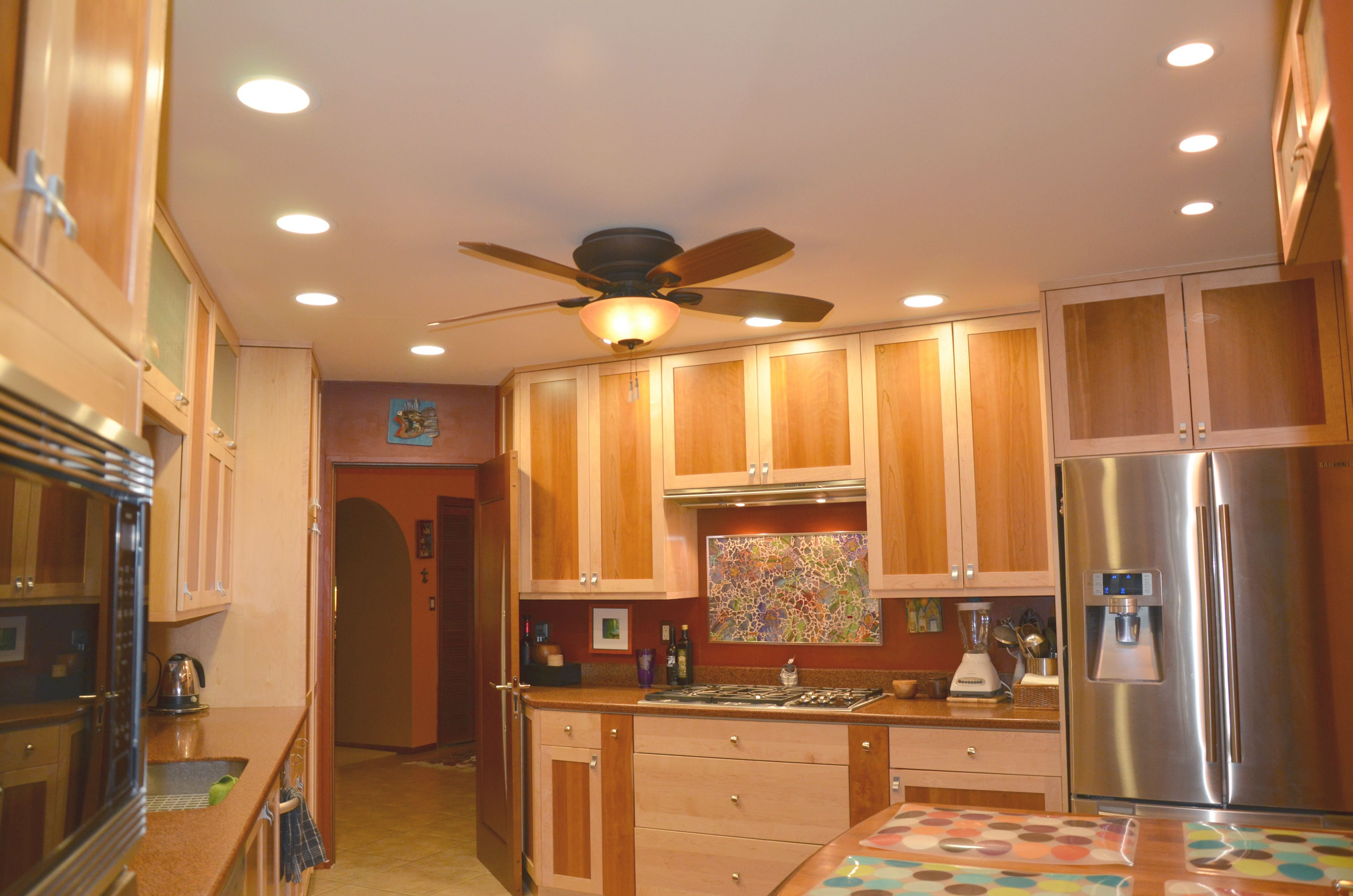 Kitchen Led Recessed Lighting Kitchen Recessed Lighting Kitchen
