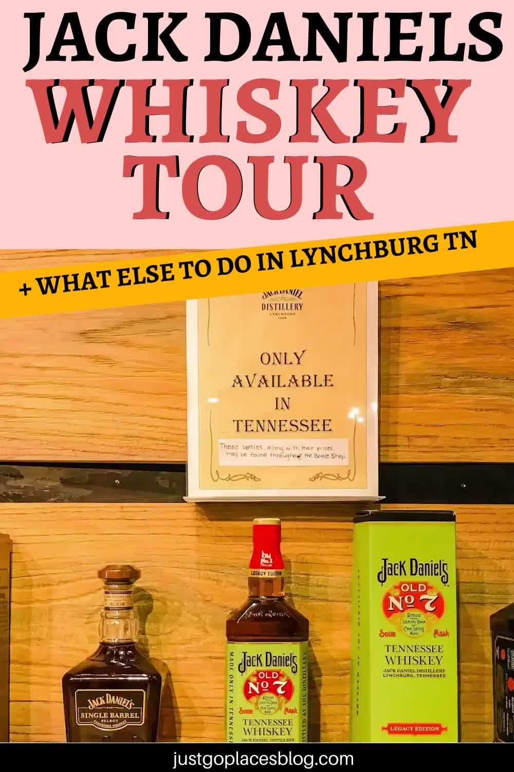 After the Jack Daniels Whiskey Tour in Lynchburg Tennessee, check out all the things to do in the town! Jack Daniels Barrel | Tennessee Vacation Things To Do| Jack Daniels | Tennessee Whiskey | Tennessee Travel Destinations | Vacation Budget | Off the Beaten Path | Wanderlust | Tennessee Vacation #travel #vacation #budgettravel #offthebeatenpath #bucketlist #wanderlust #Tennessee #USA #UnitedStates #America #exploreTennessee #visitTennessee #seeTennessee #discoverTennessee #travelTennessee