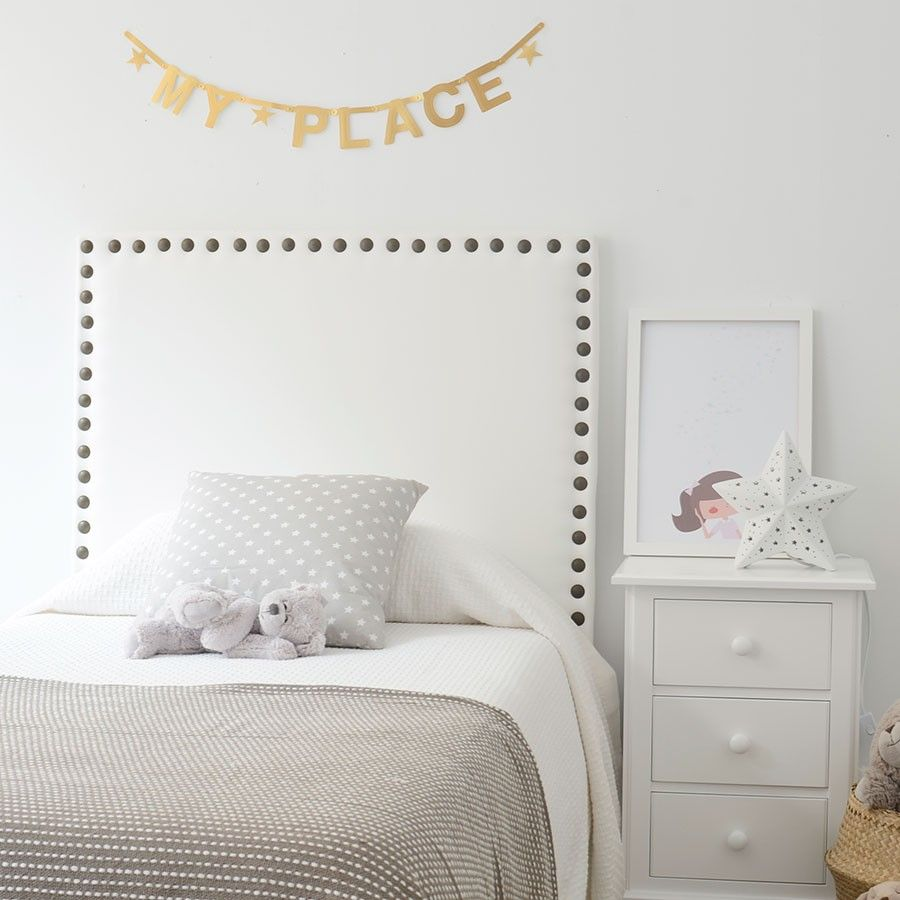 Dormitorio Kenay ~ Affal cabecero infantil Cabecero, Camas y Dormitorio