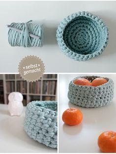 diy it s zpagetti time amigurumi h keln korb h keln und stricken. Black Bedroom Furniture Sets. Home Design Ideas