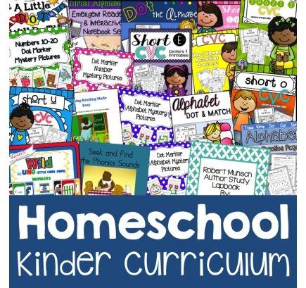 Homeschool Kindergarten Curriculum Only $27! (Reg. $90!) from sponsor @educents
