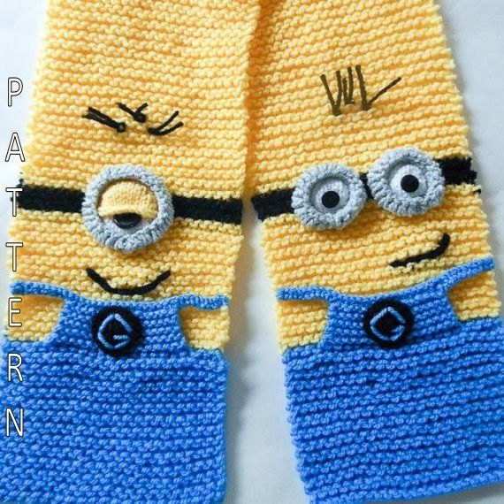 Novelty Scarf Knitting Patterns | Invierno, Ganchillo y Infantiles