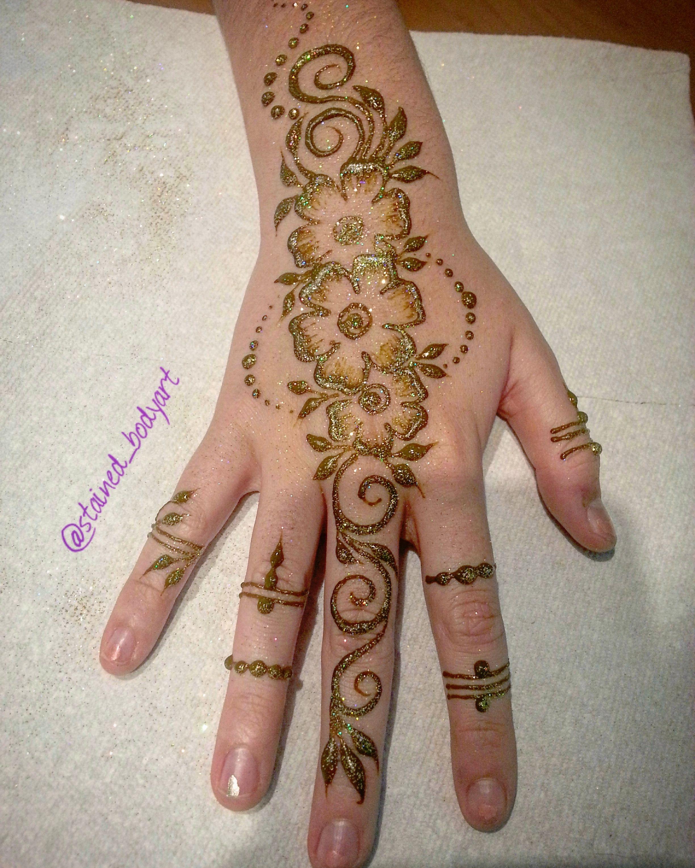 Henna Tattoo Design Tampa Florida Hennatattoo Hennasimple