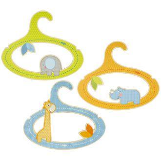 Kinder Kleiderbugel Elefant Egon Haba 301178 Kleiderbugel Kinder