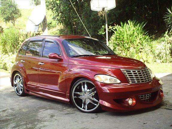 Pt Cruiser Chrysler Pt Cruiser Tuning Suv Tuning Pt Cruiser