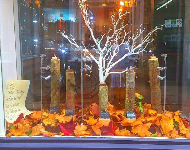Craft Store Display Ideas