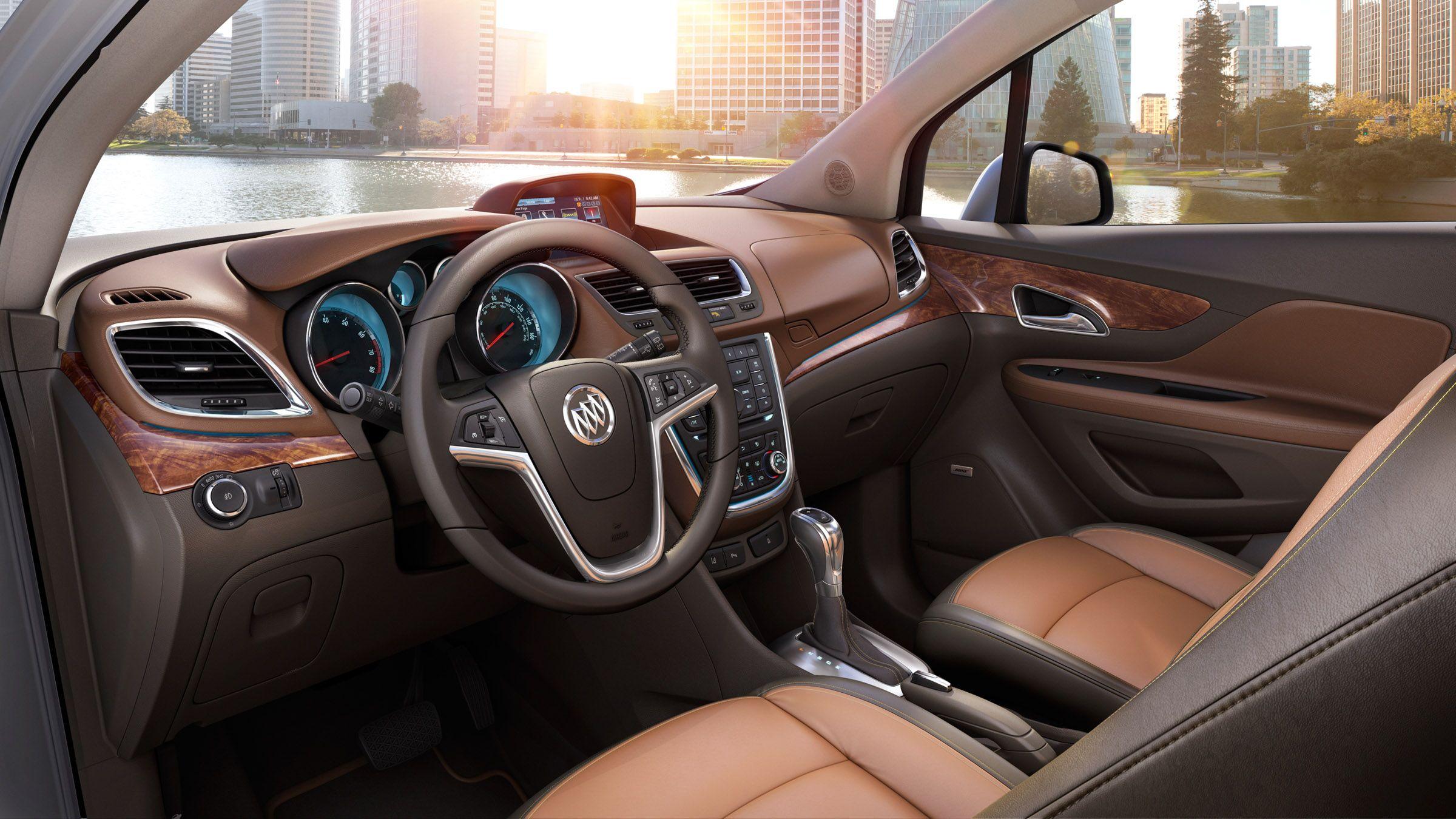 2013 Buick Encore Interior Top 10 Best Gas Mileage Suvs 2014 Buick Encore 2015 Buick Buick Enclave