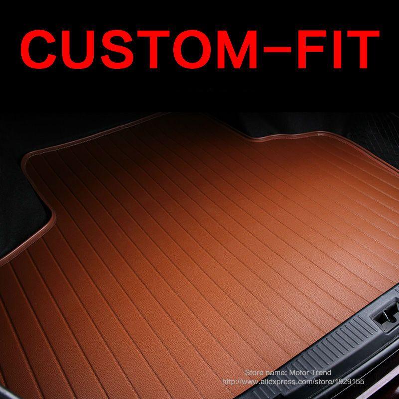 Custom Fit Car Trunk Mat For Lexus Ct200h Gs Es250 350 300h Rx270 350 Gx460h 400 Lx570 Ls Nx Car Styling Tray Carpet Cargo Lin Cargo Liner Fit Car Lexus Ct200h