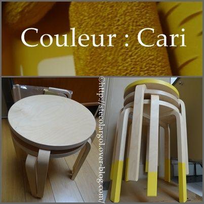 customiser tabouret ik a frosta tuto diy bosch meubles cr ation transformation. Black Bedroom Furniture Sets. Home Design Ideas