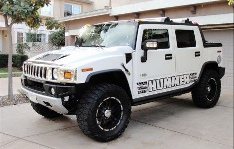 2009 Hummer H2 Hummer H2 Sut On 37 Tires Dubai Owned By Logo Quiz