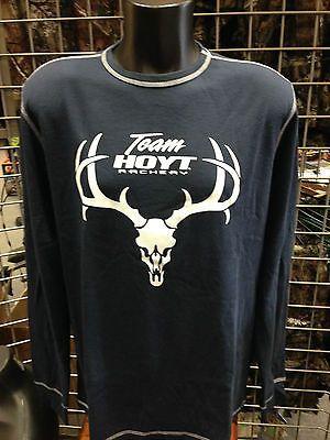 Hoyt Navy Skull Thermal (Mens) XL