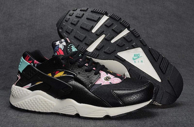 1a04f2a63e0f Women Men Nike Air Huarache Run Print 725076-001 Black Artisan Teal-Sail- Black only  72.00 from buynikehuarache.com