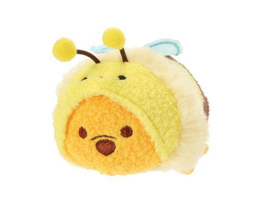 Winnie the Pooh Honey Pot 2015 Mini Tsum Tsum Plush