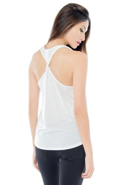 Camiseta  74° Seventy 4 Degrees Blanco