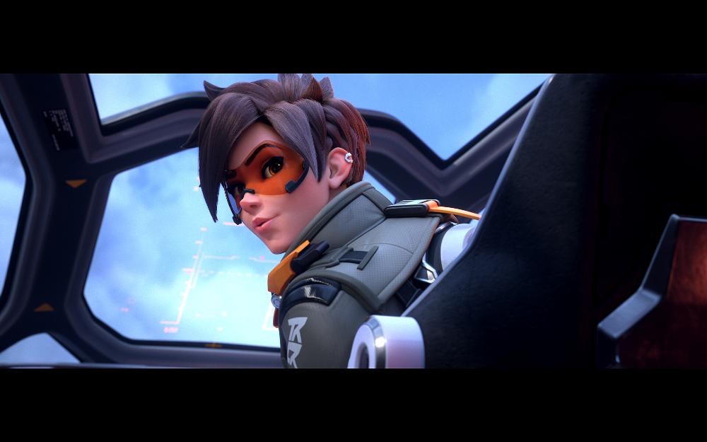 Artstation Overwatch 2 Announce Cinematic Zero Hour Renaud Galand Overwatch Overwatch 2 Character Design