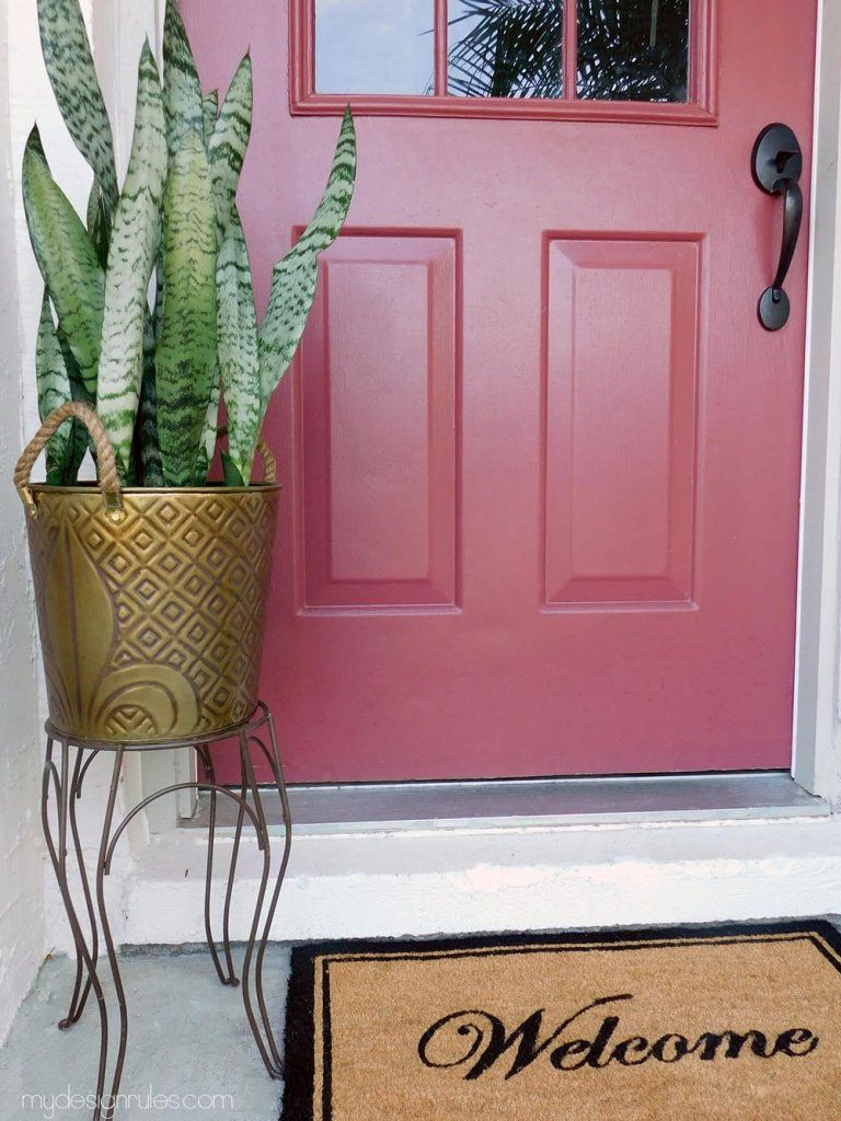 Easy Budget Decor For Your Front Porch Pinterest Porch Designs