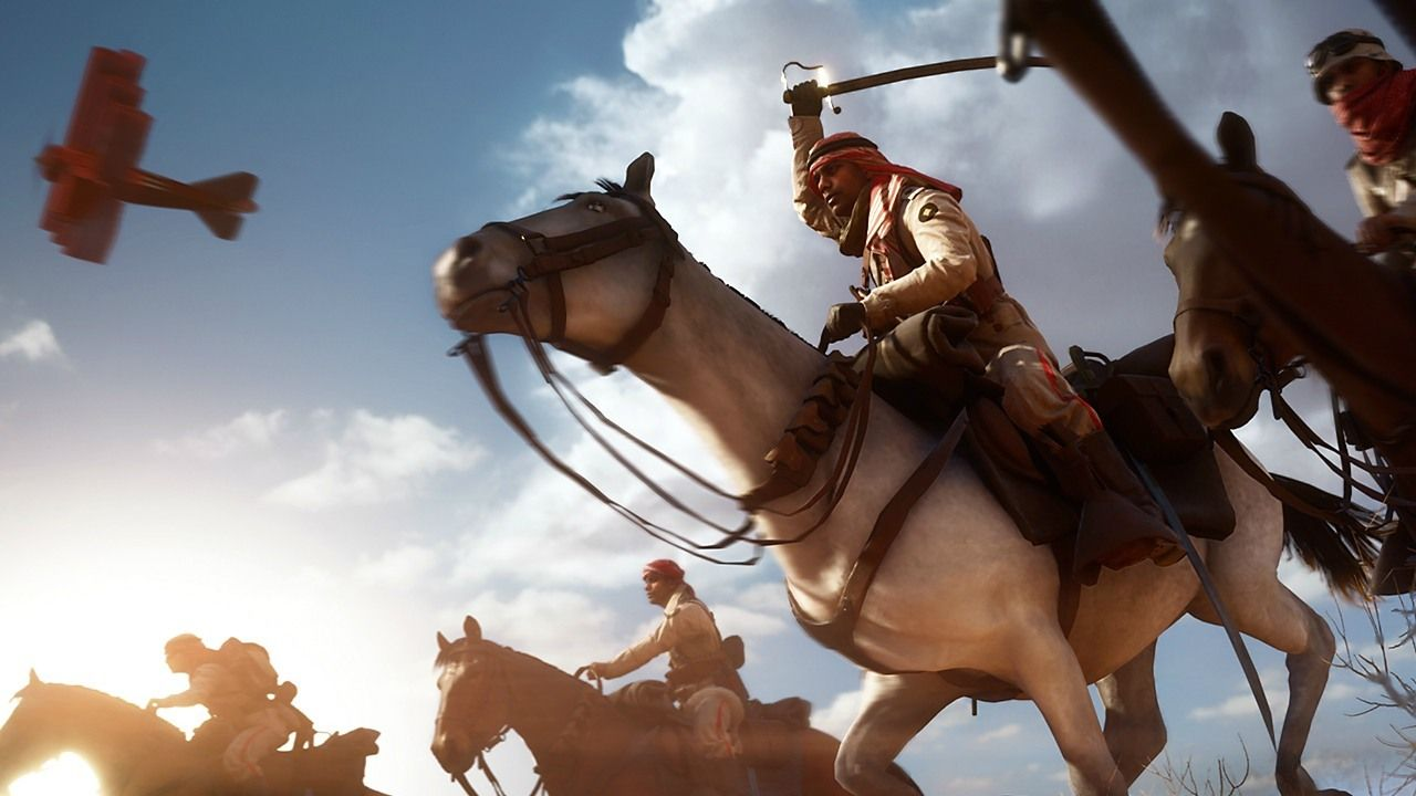 E3 2017 Ea Shares First Details On Battlefield 1 In The Name Of