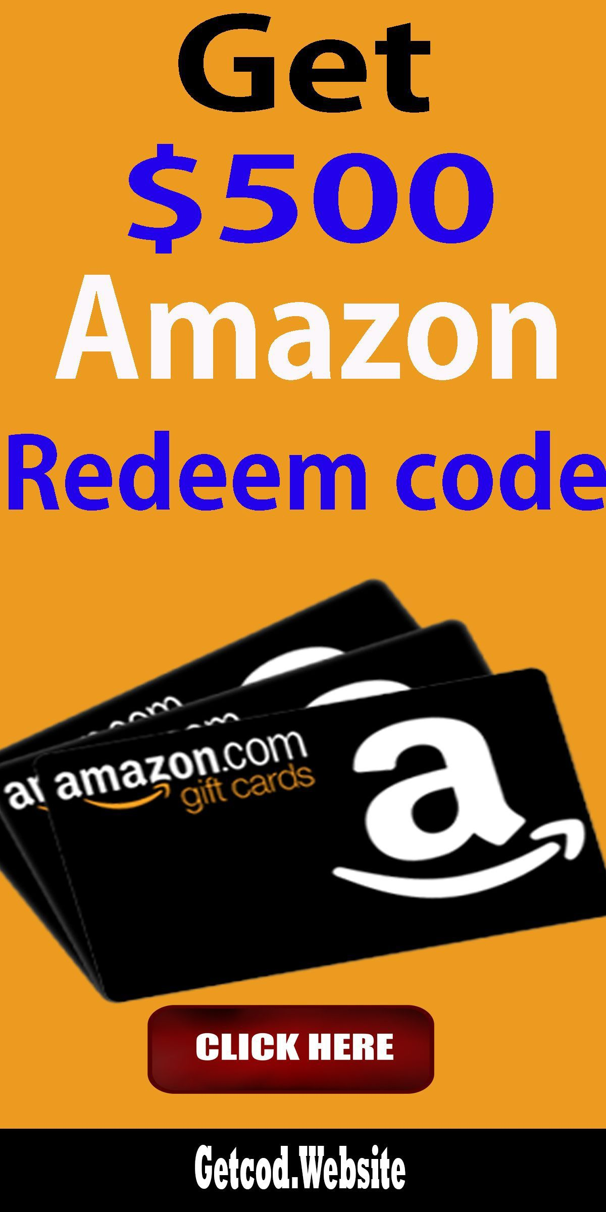 Photo of $500 Amazon Gift Card Codes Free – Quick and Easy Fix For Your AMAZON CODES –  $…