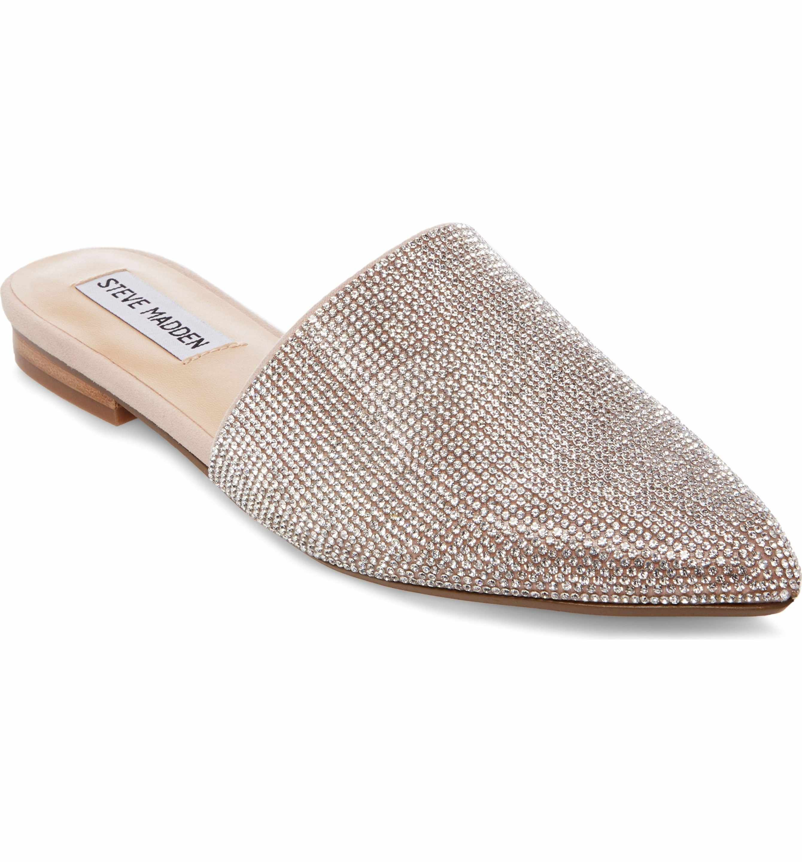 df402ad0244 Main Image - Steve Madden Trace-R Crystal Mule (Women)