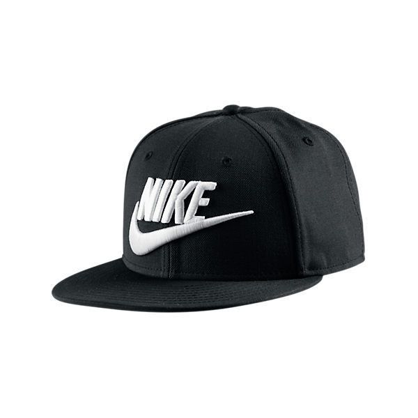 5e8691c1330 Nike True Graphic Futura Hat ( 28) ❤ liked on Polyvore featuring  accessories