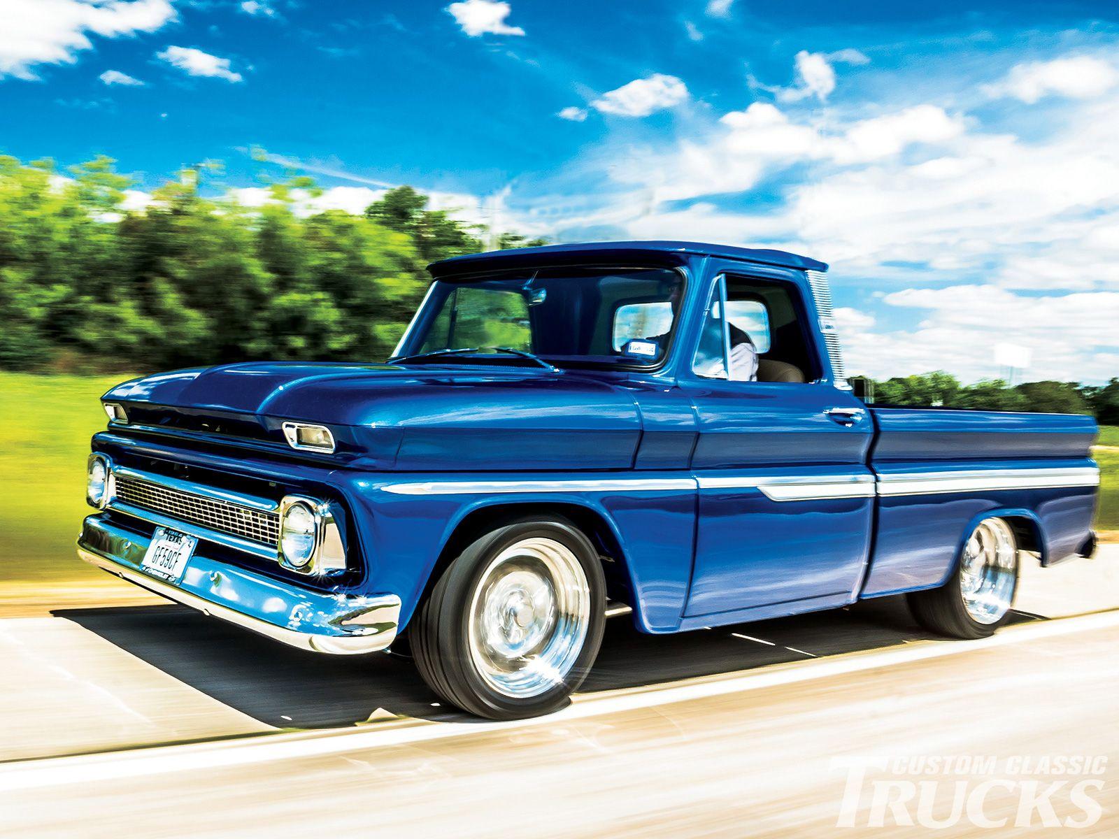 1964 Chevy C10 True Blue Companion Custom Classic Trucks