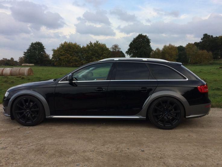 Nice Audi 2017: 19Zoll Brock B32, ET25, mattschwarz füllen die Radkästen mit 235/40R19  www.bi... Car24 - World Bayers Check more at http://car24.top/2017/2017/04/10/audi-2017-19zoll-brock-b32-et25-mattschwarz-fullen-die-radkasten-mit-23540r19-www-bi-car24-world-bayers-3/