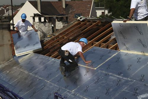 How To Install Metal Roofing Over Foam Insulation Green