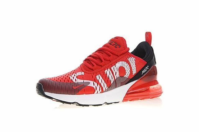 chaussures nike air max rouge